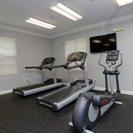 Fort Myers apartments | fitness center