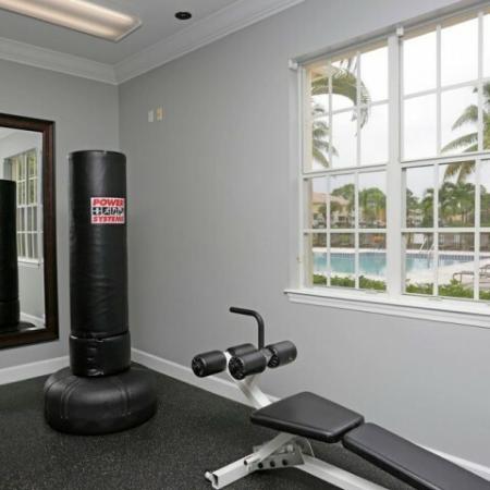 Ashlar apartments | fitness center