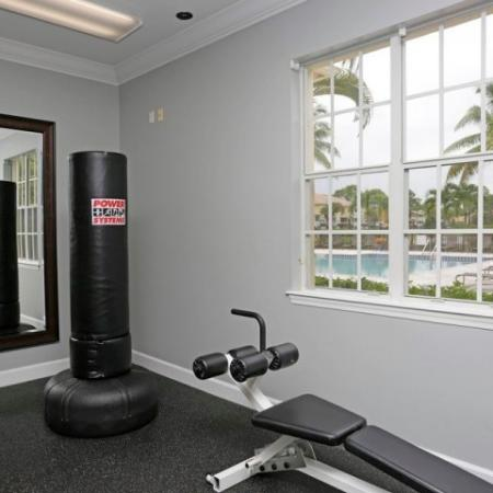 Ashlar apartments | fitness center