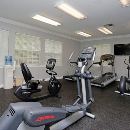Apartment gym | Fort Myers FL