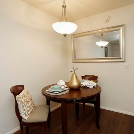 Dining | Promontory apartments | Tucson
