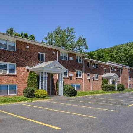 Apartments near UMass with parking