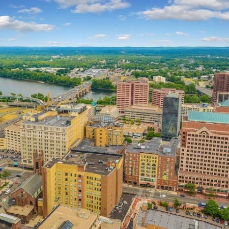 1 bedoom apartment in downtown Hartford