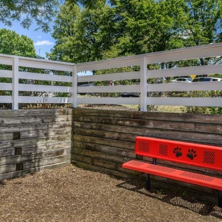 Dog Park | The Pavilions pet friendly rentals