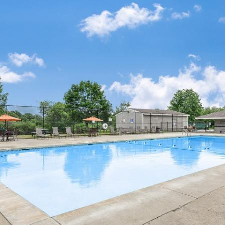 Westborough MA apartments with pool