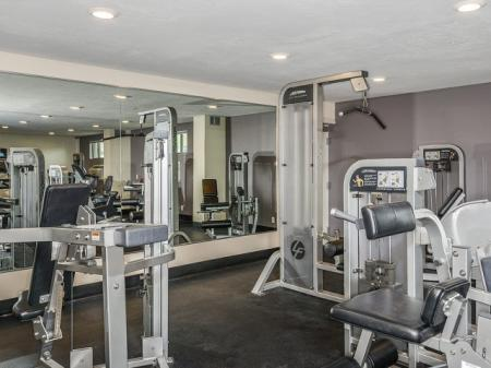 Fountainhead apartments with gym