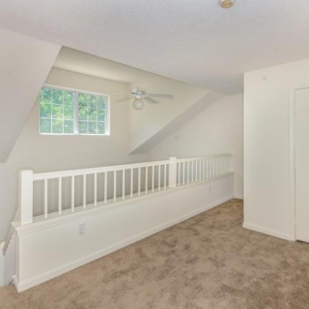 Townhome loft | rentals at The Residences at Westborough