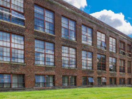 Converted warehouse apartments in Enfield CT