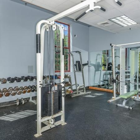 Bigelow Commons | Apartments with gym