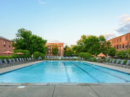 High end amenities at Enfield CT apartments