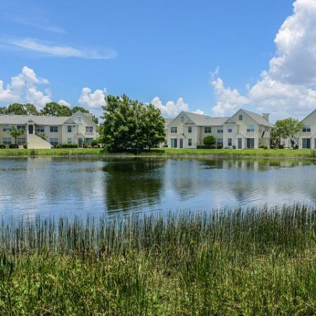Bay Harbor |gated apartment community