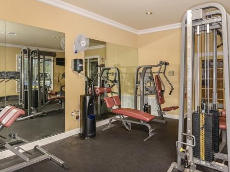 Fort Myers apartments with gym