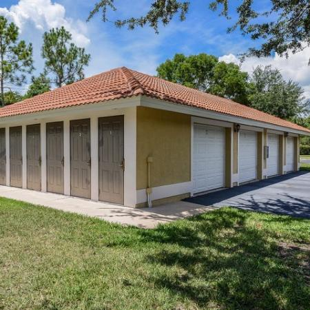 Fort Myers apartments with extra storage