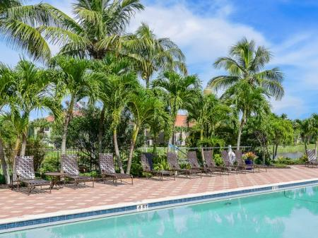 Luxury amenities at Fort Myers apartments