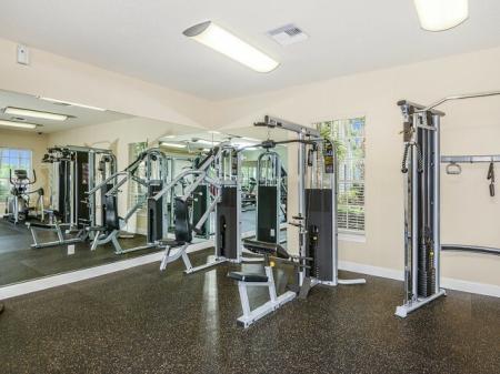 Bay Breeze Villas | apartment gym