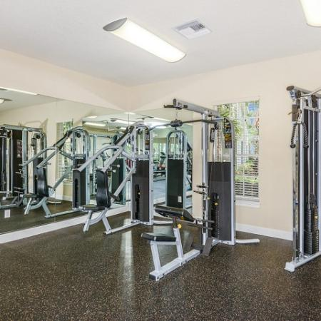 Bay Breeze Villas | apartment gym