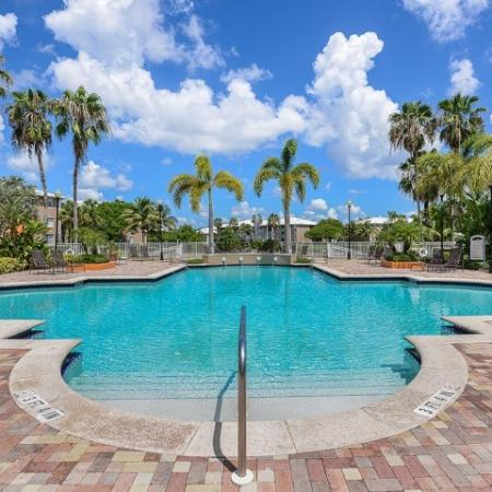Apartment community pool | Promenade at Reflection lakes | Fort Myers FL
