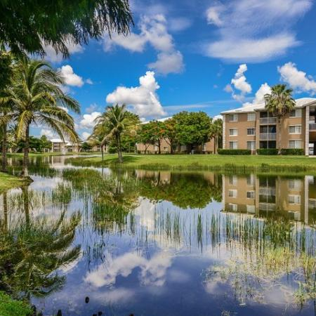 Lake views | Promenade at Reflection Lakes | Fort Myers
