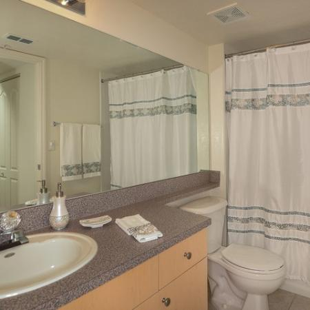 Master bathroom | Fort Myers rentals