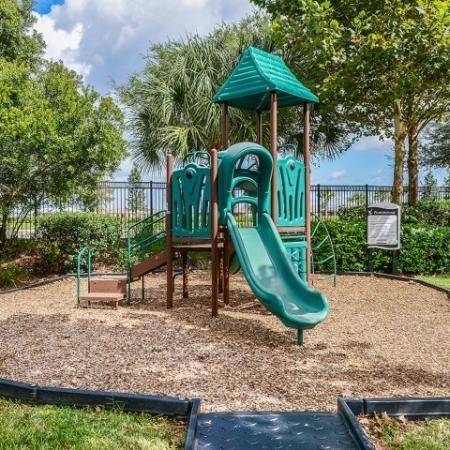 Apartment complex playground | Yacht Club | Bradenton FL