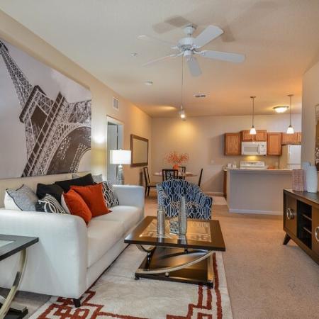 1 bedroom apartments in Orange City