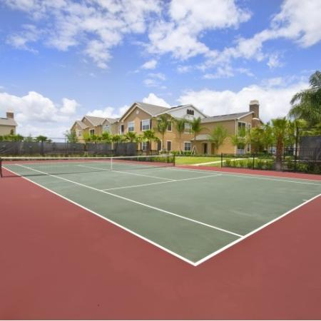 Ocala apartments with tennis court