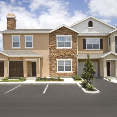 Ocala apartments with garages