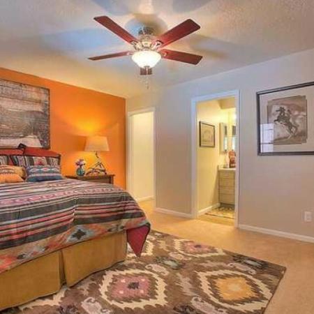 Bedroom with bathroom | 2 bedroom apartment | Vizcaya