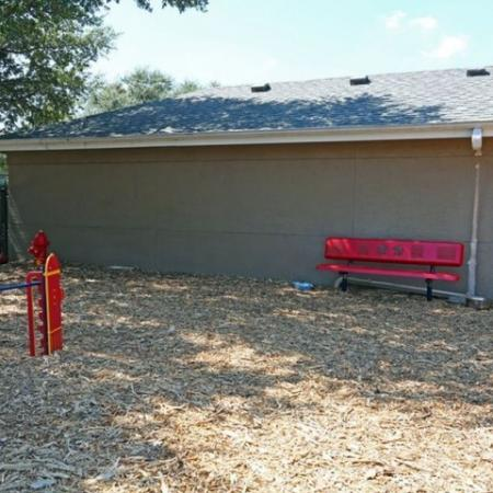 Dog Park | Austin TX pet friendly apartments