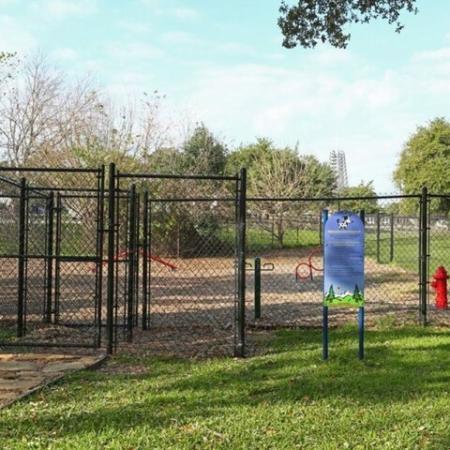 Dog Park | Madison at Walnut Creek | Pet friendly Austin apartments