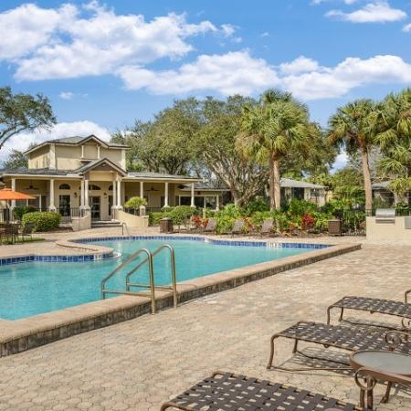 Community pool | apartment community | Melbourne FL