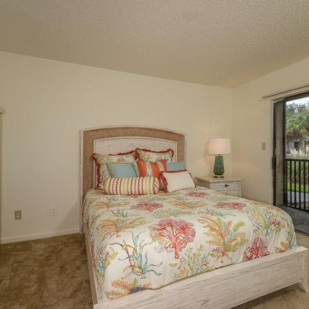 1 bedroom apartment | Plantation Club at Suntree