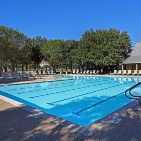 Pool | Monterey Ranch apartments
