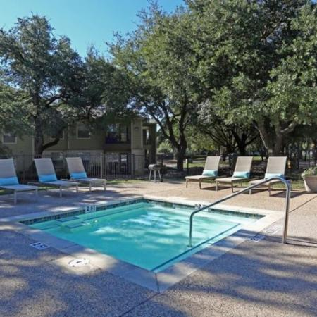 Kiddie Pool | Monterey Ranch | south Austin community
