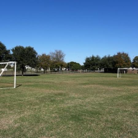 Soccer field | Outdoor space | Monterey Ranch