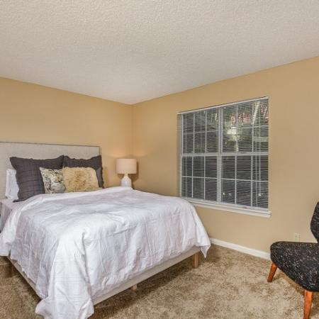 Bedroom | apartment complex in West Palm Beach FL