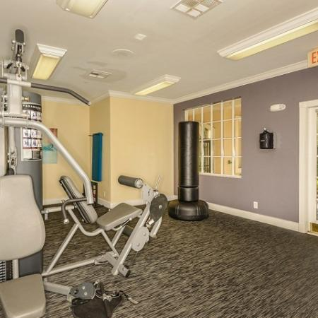 Coconut Creek rentals with fitness center
