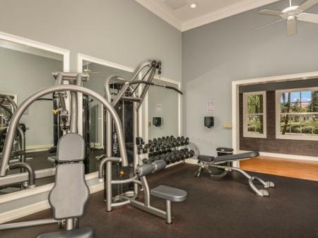 Jupiter FL apartment gym