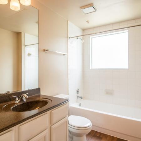 Master bathroom | Madison at the Arboretum | Austin