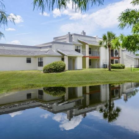Caribbean Villas apartments in Melbourne FL