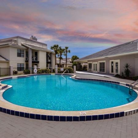 Apartments in Melbourne FL with a pool