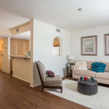 Living Room   Promontory apartment homes