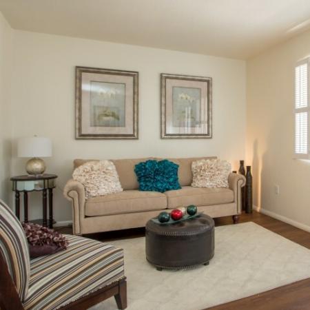Living room | hardwood floors | Promontory