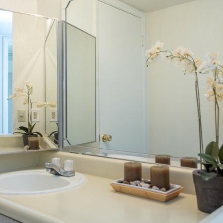 Bathroom | Promontory rentals