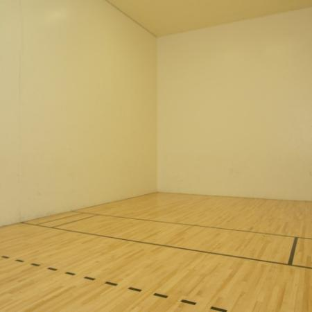Racquetball court | Apartment fitness center | Promontory