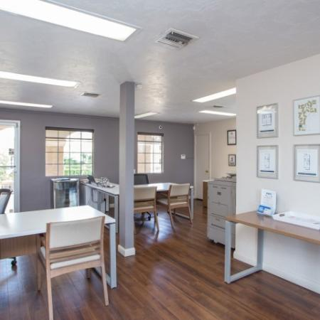 Promontory leasing office | Tucson AZ