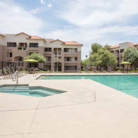 Pool and hot tub | Promontory | Tucson