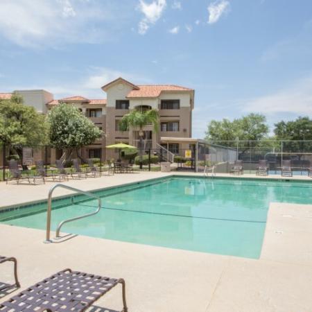 Pool | Tucson AZ apartments