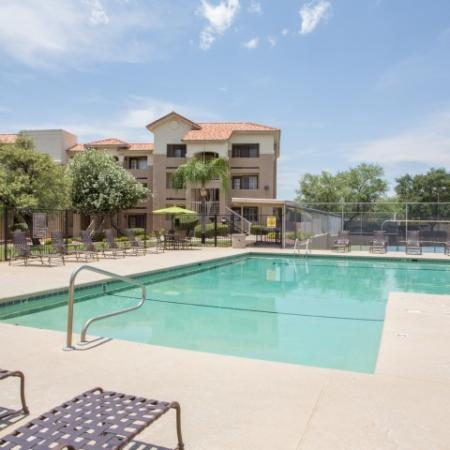 Pool | Tucson AZ apartments