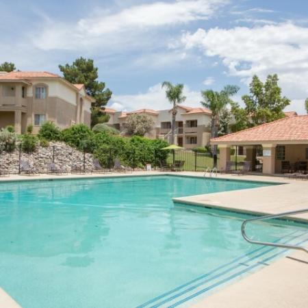 Pool | Promontory rentals | Tucson